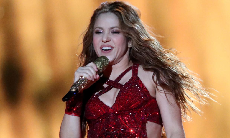Shakira alucina con la imitación de su fan más incondicional: la hija de Ivan Rakitic
