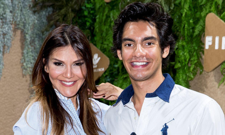 Así se enteró Ivonne Reyes de que su hijo Alejandro participaría en 'Supervivientes'