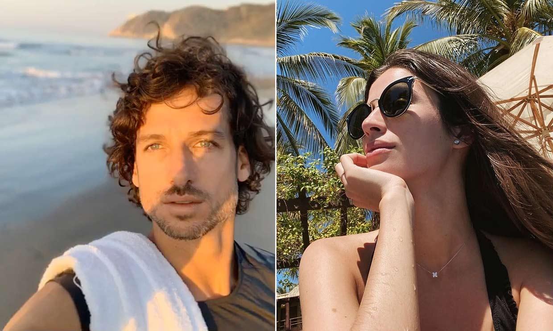 Sandra Gago y Feliciano López, 'segunda luna de miel' en el paraíso mexicano