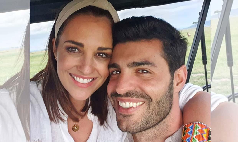 Rodeados de animales y con la sabana de fondo, el impresionante safari de Paula Echevarría y Miguel Torres