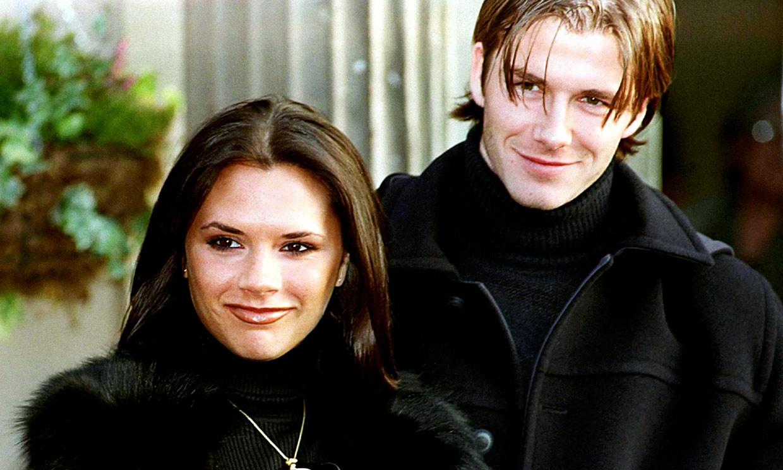 Victoria Beckham rescata un vídeo de los comienzos de su relación con David