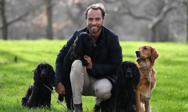 James Middleton se pasa a los documentales para ayudar a los que sufren depresión