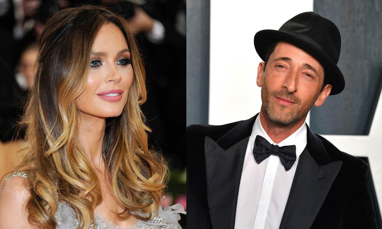 Georgina Chapman, exmujer de Harvey Weinstein, rehace su vida al lado de Adrien Brody