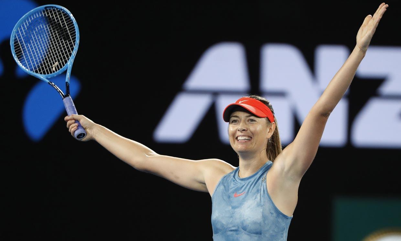 Dormido Mordrin Libro  Maria Sharapova anuncia su retirada a los 32 años
