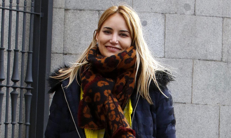 Alba Carrillo tiene algo que decir a los comentarios de Fonsi Nieto sobre su novio, Santi Burgoa