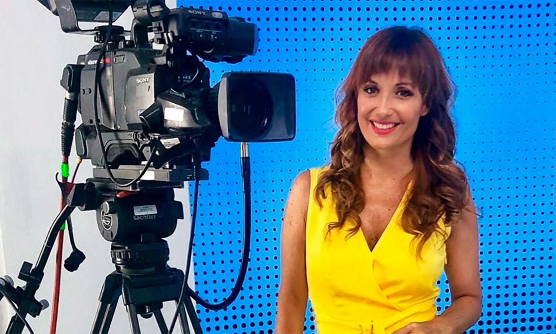 Charlamos con Laura Ferrer, la presentadora estrella del sorteo de la ONCE, cuyo corazón late con fuerza