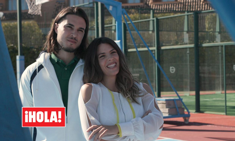 En exclusiva para ¡HOLA!: Laura Matamoros y Carlo Costanzia nos desvelan sus secretos de familia