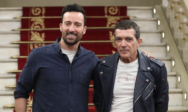 Pablo Puyol, el 'alter ego' de Antonio Banderas en 'A Chorus Line'