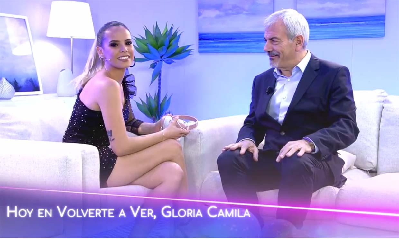 Gloria Camila abre su corazón y habla de su adopción: 'Salí de un pozo negro a una vida llena de luz'