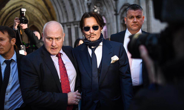 Se escribe un nuevo capítulo en la tóxica y violenta relación de Johnny Depp y Amber Heard