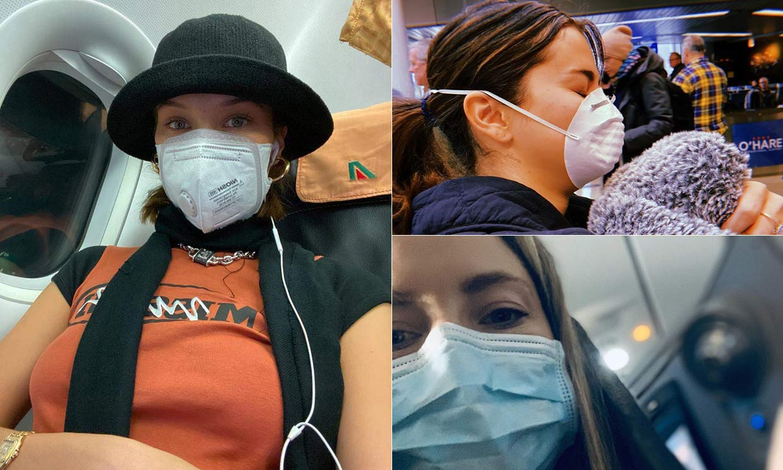 Desfiles suspendidos, actos y viajes en espera... ¿cómo afecta el coronavirus a las 'celebrities'?