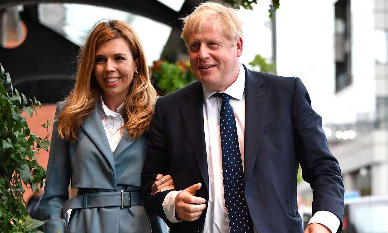 ¡Doble enhorabuena! Boris Johnson y Carrie Symonds van a ser papás y anuncian su compromiso