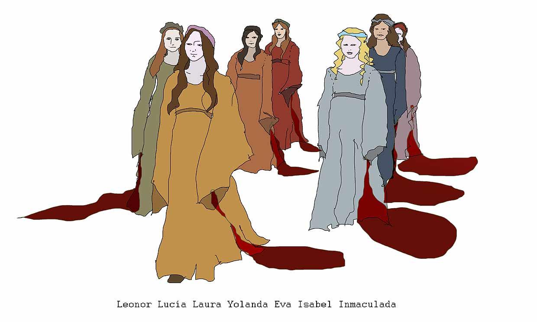Siete mujeres que cambiaron la historia: conoce a las heroínas de Simancas