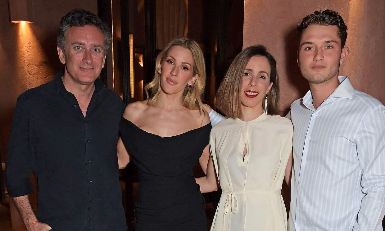 Ellie Goulding, entre las 'celebs' de la gran fiesta de Alejandro Agag en Marrakesh