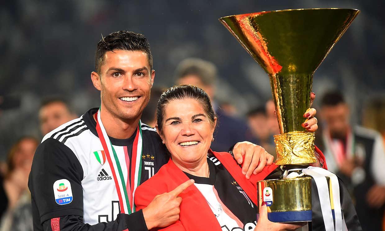Dolores Aveiro, madre de Cristiano Ronaldo, sufre un derrame cerebral