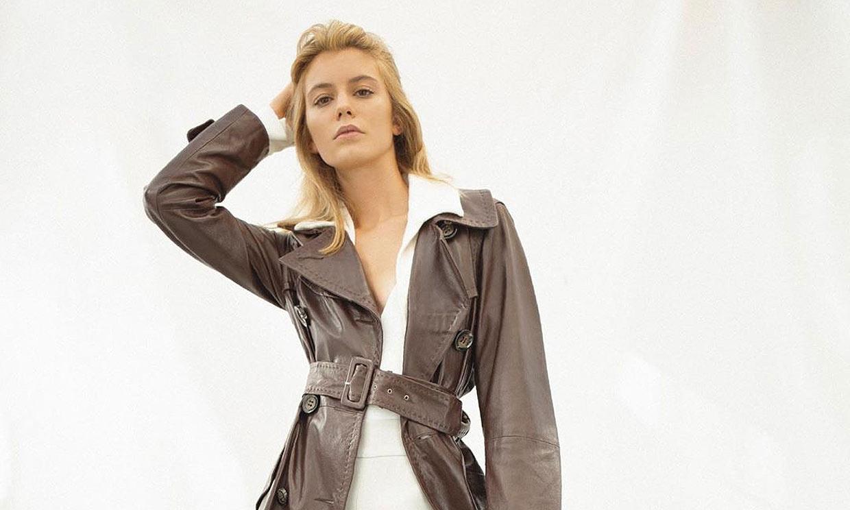 Martina, la hija mediana de Luis Figo y Helen Svedin, una belleza que habla seis idiomas, es deportista y quiere ser modelo
