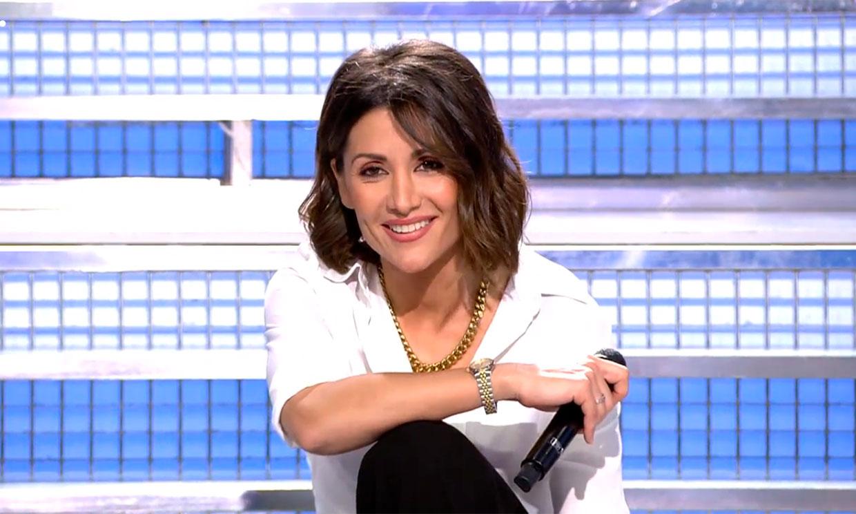 Nagore Robles se despide emocionada de su etapa como presentadora tras el regreso de Toñi Moreno