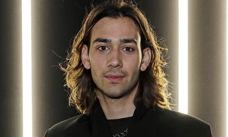Maxim Baldry, de 'Years and Years', ficha por la serie de 'El señor de los anillos'