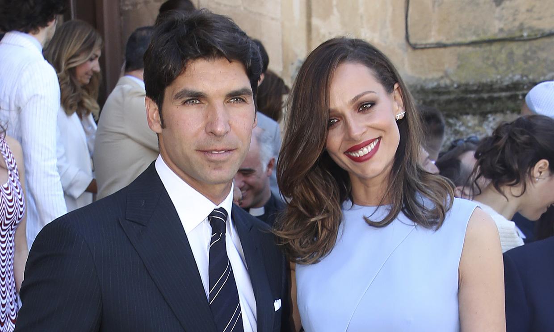 Eva González se va de boda, ¿dónde estaba Cayetano Rivera?