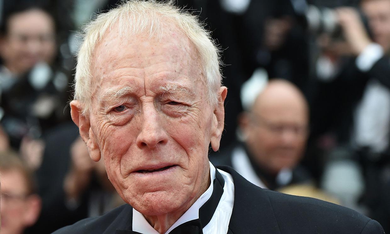 Fallece a los 90 años el actor Max von Sydow, el padre Merrin de 'El exorcista'