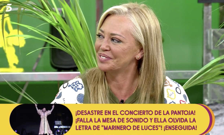 Belén Esteban cuenta qué le ha parecido la casa de Toño Sanchís y cuál es su estado