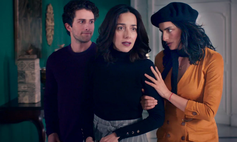 'La casa de las flores' viaja al pasado en el adelanto de su tercera temporada