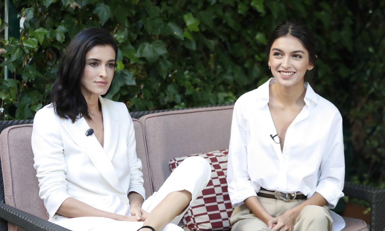¿Quién es quién? Blanca Romero y su hija Lucía, casi idénticas con bikini