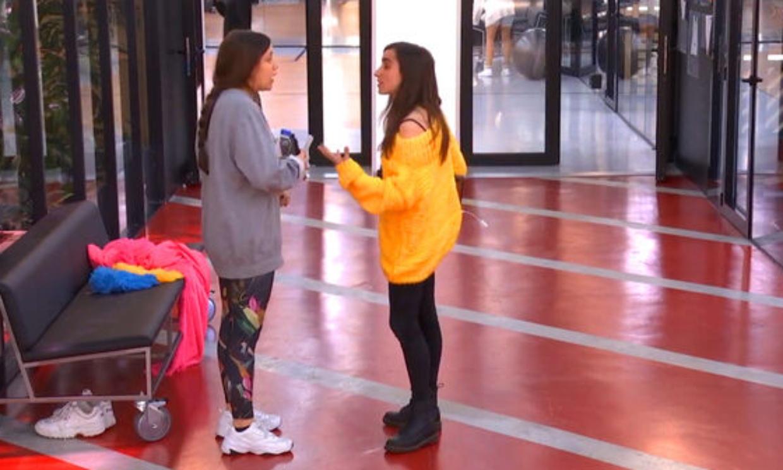 Eva y Zahara se encuentran después de las quejas de la concursante por un tema de la artista