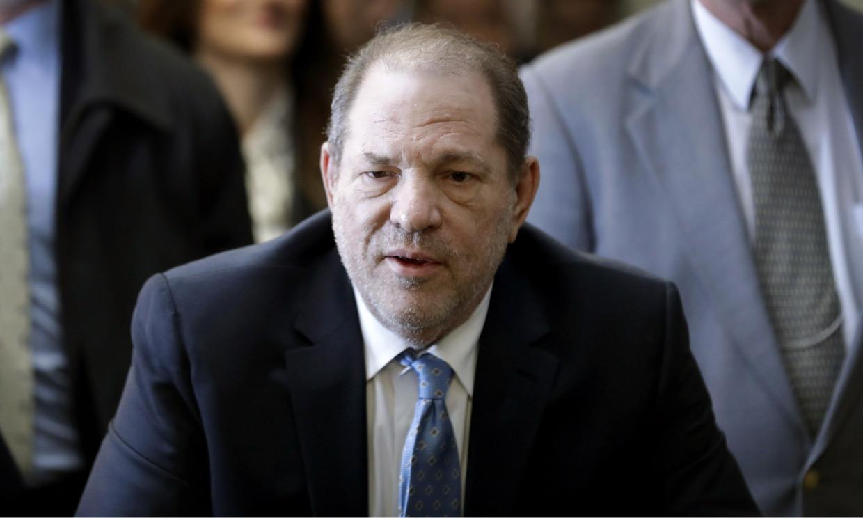 Ya hay sentencia para Harvey Weinstein: 23 años de cárcel