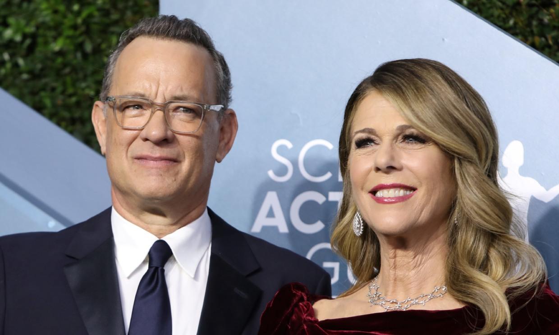 El actor Tom Hanks y su mujer Rita Wilson se contagian de coronavirus