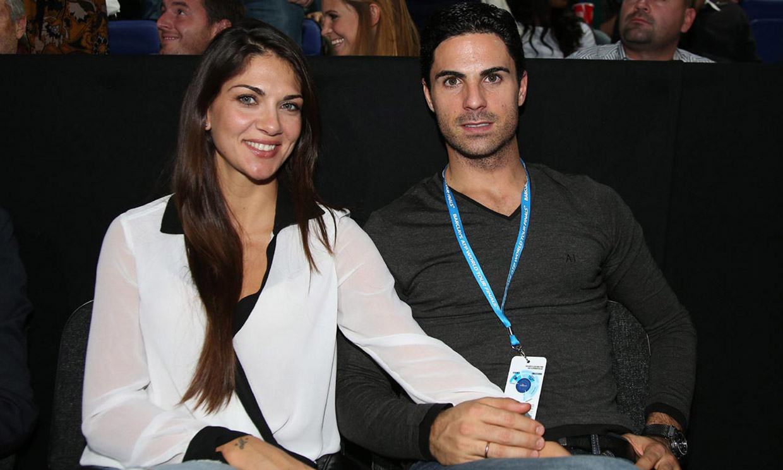 Mikel Arteta, marido de Lorena Bernal y entrenador del Arsenal, ha dado positivo en coronavirus