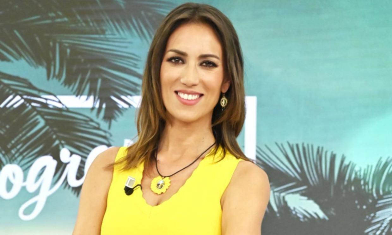 Patricia Pardo, sustituta de Ana Rosa Quintana, 'desesperada' por el coronavirus