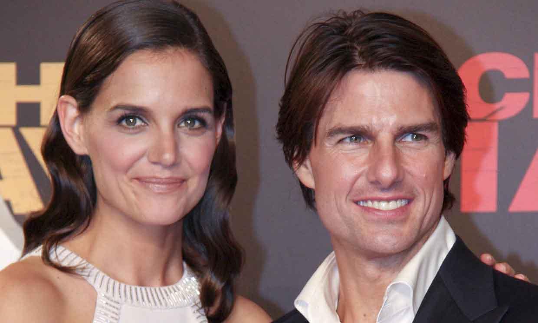 Katie Holmes se sincera sobre su divorcio de Tom Cruise