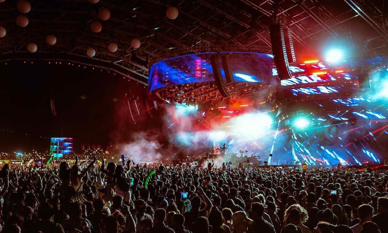 ¿Cómo afecta el coronavirus a los grandes conciertos y espectáculos?
