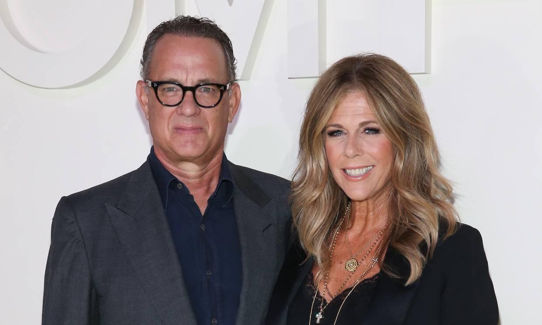 ¡Quarantunes! Tom Hanks y Rita Wilson ponen humor a su aislamiento con una divertida lista musical