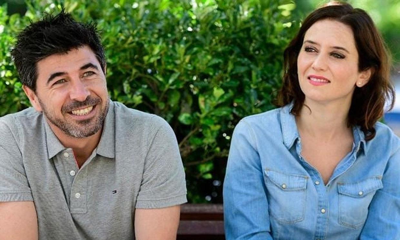 Jairo Alonso, el apoyo incondicional de Isabel Díaz Ayuso