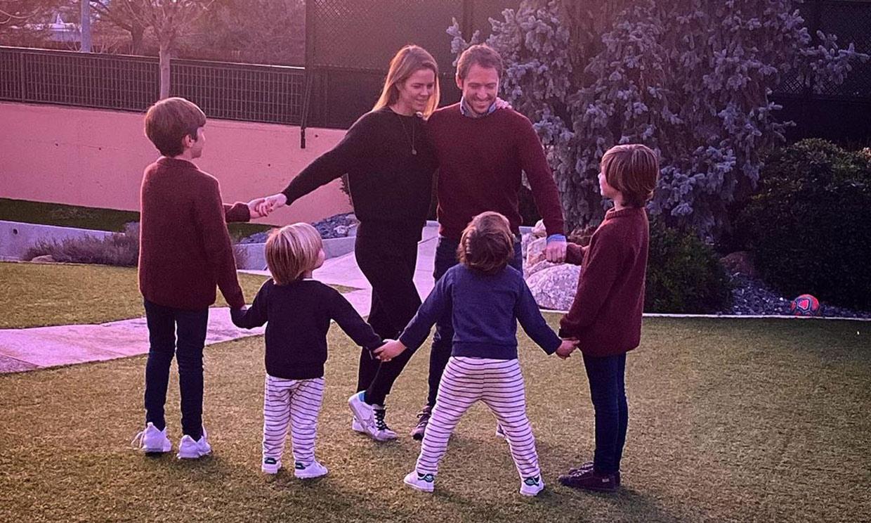 Amelia Bono, Toni Acosta, Piqué... nos dan ideas para pasar el tiempo en casa con los niños