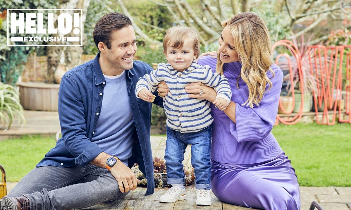 El cuñado de Pippa Middleton anuncia en exclusiva a ¡HELLO! que será padre por segunda vez