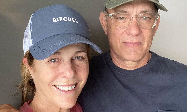 Tom Hanks y Rita Wilson reciben el alta, mientras comienza el goteo de contagios en Hollywood