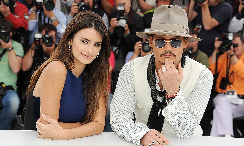 Penélope Cruz también defiende a Johnny Depp y recuerda el momento en el que le conoció