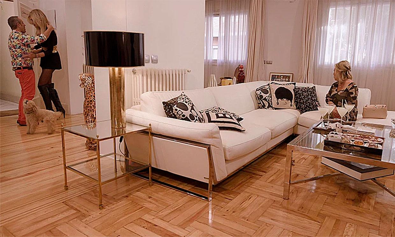 Así es la espectacular casa de Bibiana Fernández, foto a foto