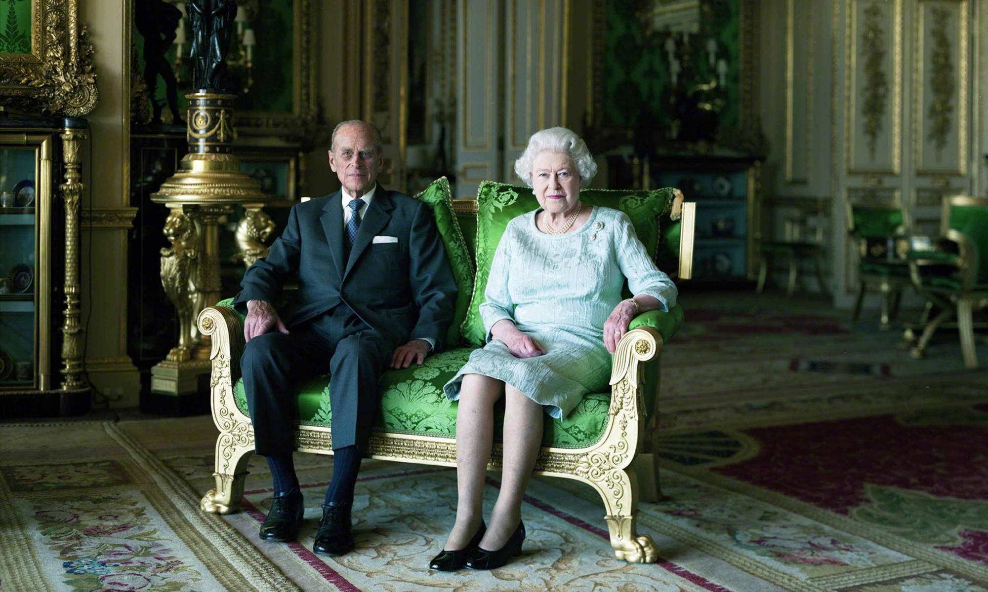 El mensaje de la reina Isabel II tras abandonar el Palacio de Buckingham