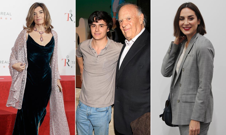 Todo sobre Xandra, Manuel, Tamara, Duarte yAldara, los hijos del marqués de Griñón