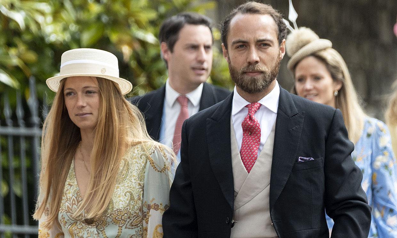 James Middleton y Alizée Thimothet cancelan su boda