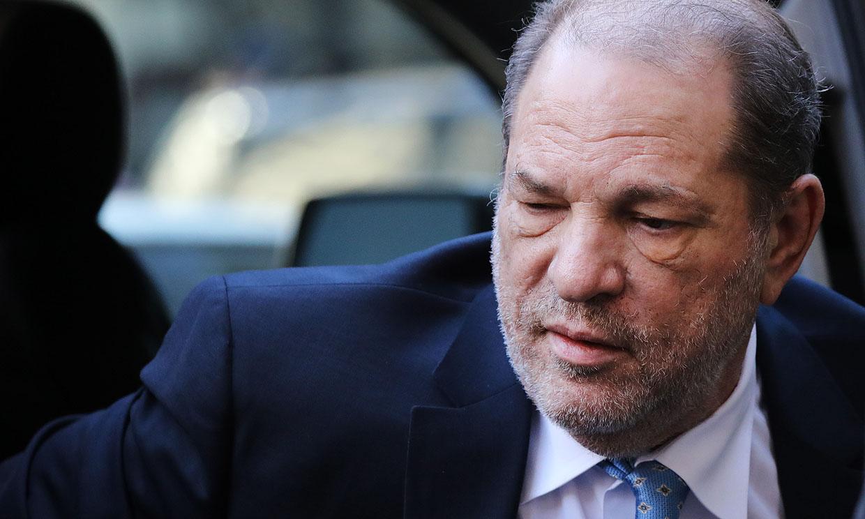 Harvey Weinstein da positivo por coronavirus en prisión