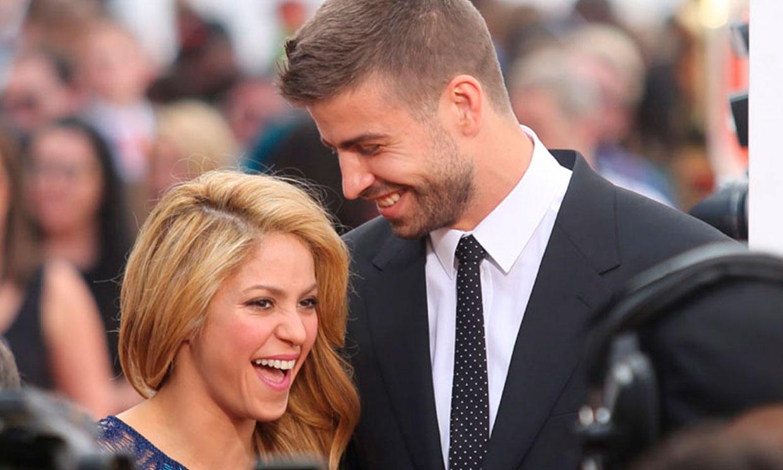 '¡Eres un genio!', Gerard Piqué se apunta a un nuevo reto viral y así reacciona Shakira