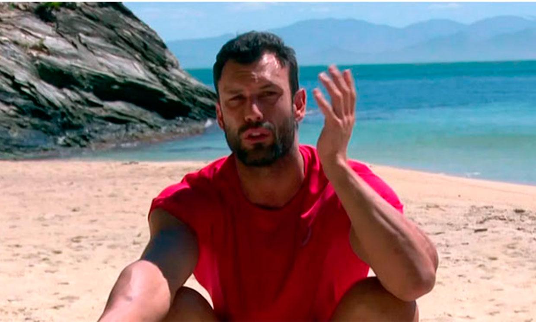 Jorge se rompe tras 'fallar' al equipo en la prueba de recompensa