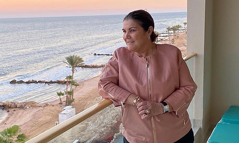 La reflexión de Dolores Aveiro después del ictus que sufrió