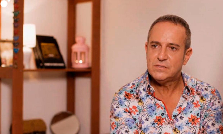 Víctor Sandoval se convierte en el protagonista de la cena organizada por 'El Dioni'