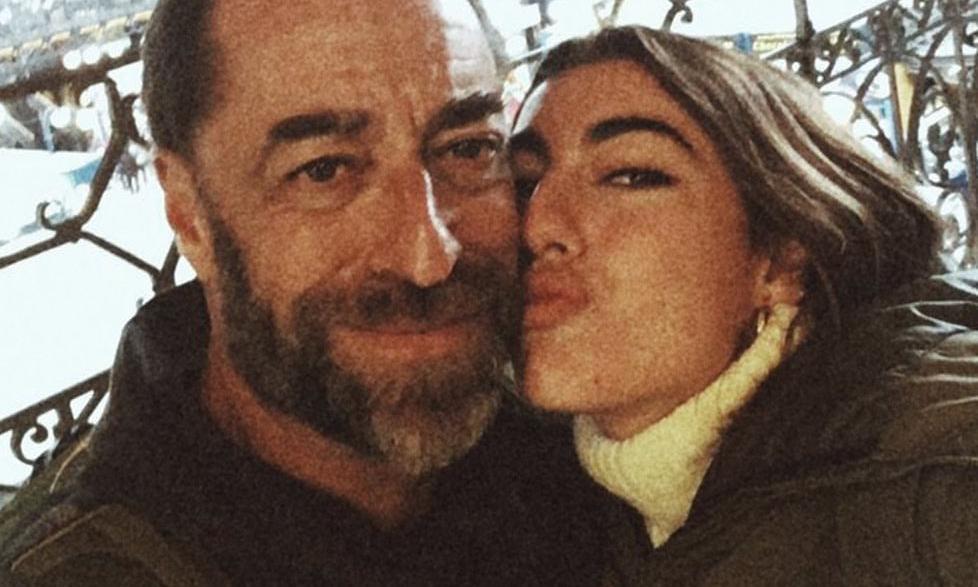 El precioso homenaje de Claudia, la hija de Raquel Revuelta, a su padre, Miguel Ángel Jiménez
